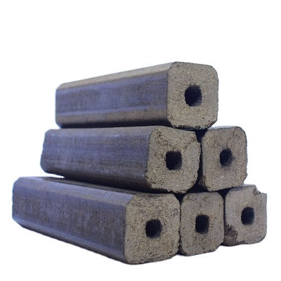 Eco-friendly Long Lasting Firewood Sawdust Briquette