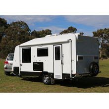 Recreational Luxury Wooden Touring Movable Rv Motorhome with GPS