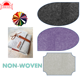 HJ-AT high quality non woven material felt fabric