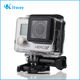 For gopro accessories Plastic Door Clip Protective Housing case Side Open for Gopro hero 4/3+
