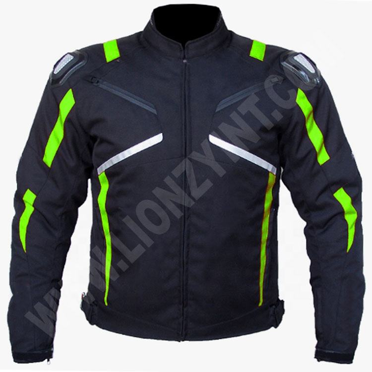 Cheap Price OEM 600DN Cordura Waterproof Motorcycle Touring Jacket with CE Armors