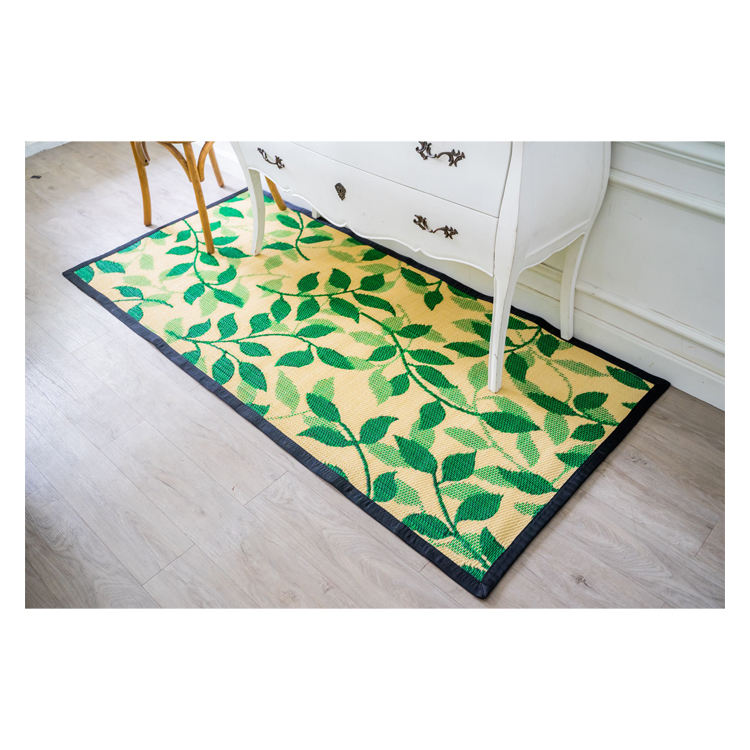 Easy to Clean and Waterproof Stylish PP Woven Carpet Mat for Bulk Buyers