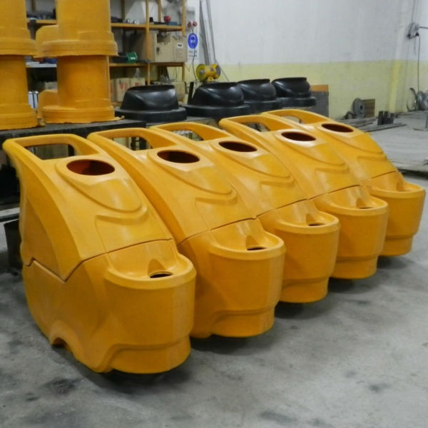Industrial Floor Cleaners -E 6201