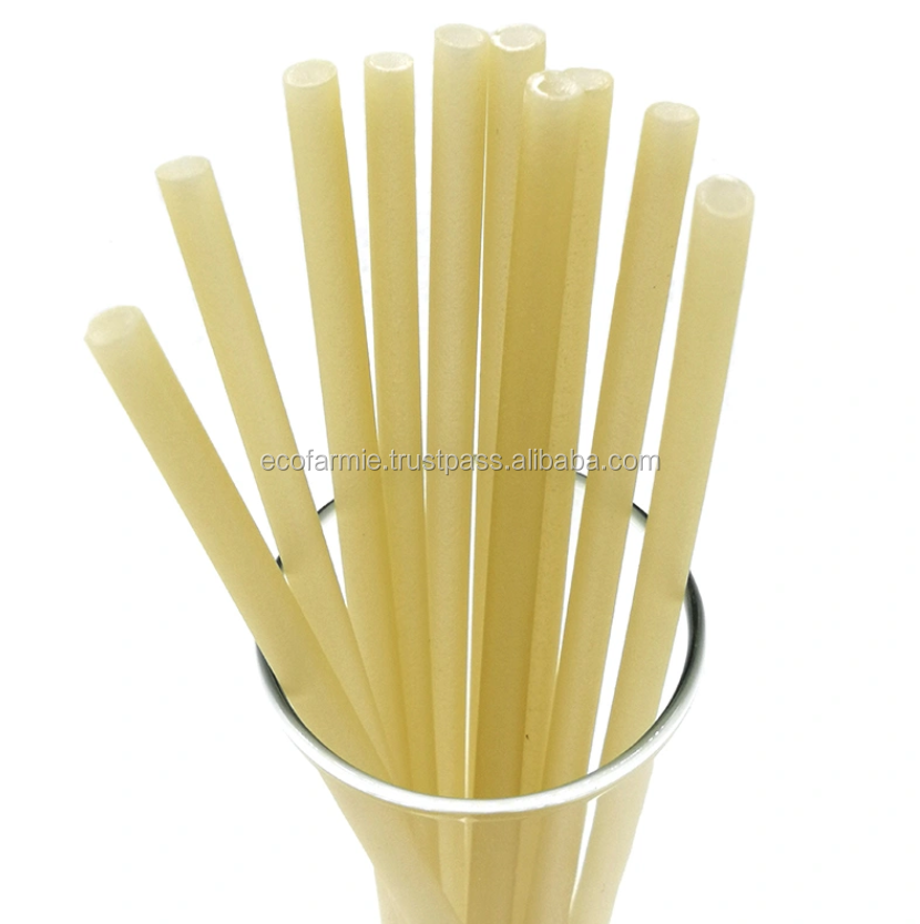 Vietnam rice flour eco friendly drinking straws Amazon best selling product
