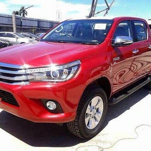 Used Toyota Hilux Vans for sale