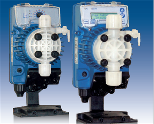 Diaphragm Pump Seko Dosing Bomba Reverse Osmosis Wstewater Treatment Plant