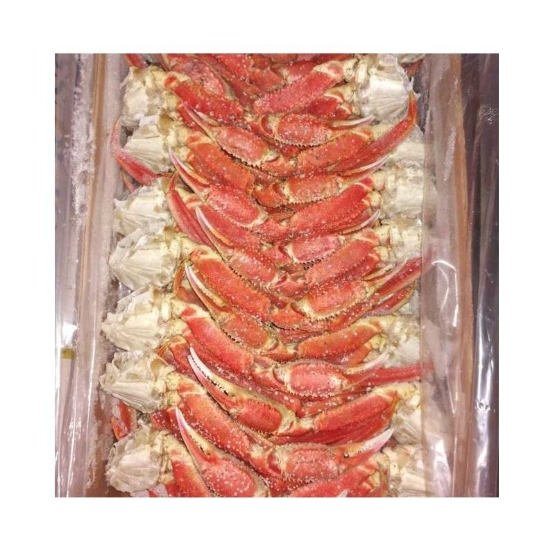 Russian manufacturer fresh or cooked frozen snow crab claws