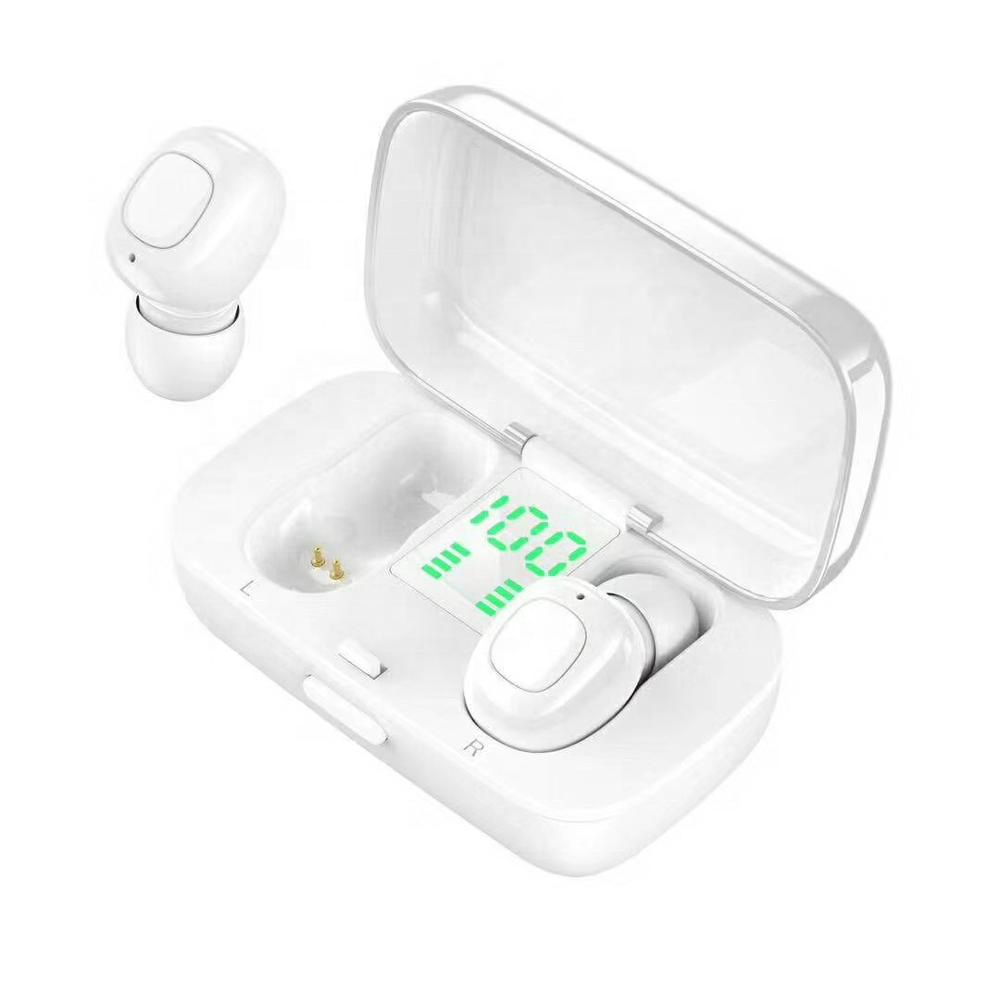 factory Waterproof wireless xg21 tws headphones x5 truely wireless stereo earbuds