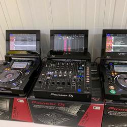 ULTIMATUM p--Pioneer DJ Set 2x CDJ 2000 nexus2 nxs2 Nexus 2 1x DJM 2000 Nexus