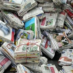High quality Over Issued Newspaper/OINP/Waste paper/Paper Scraps