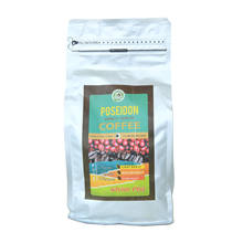 Poseidon Arabica  Robusta  Blend Ground Coffee With Fairtrade Certification