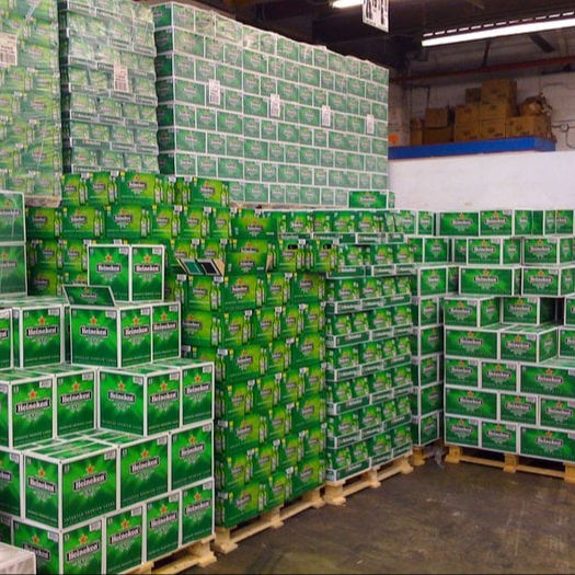 100% high quality original Heineken beer 250ml / 330ml