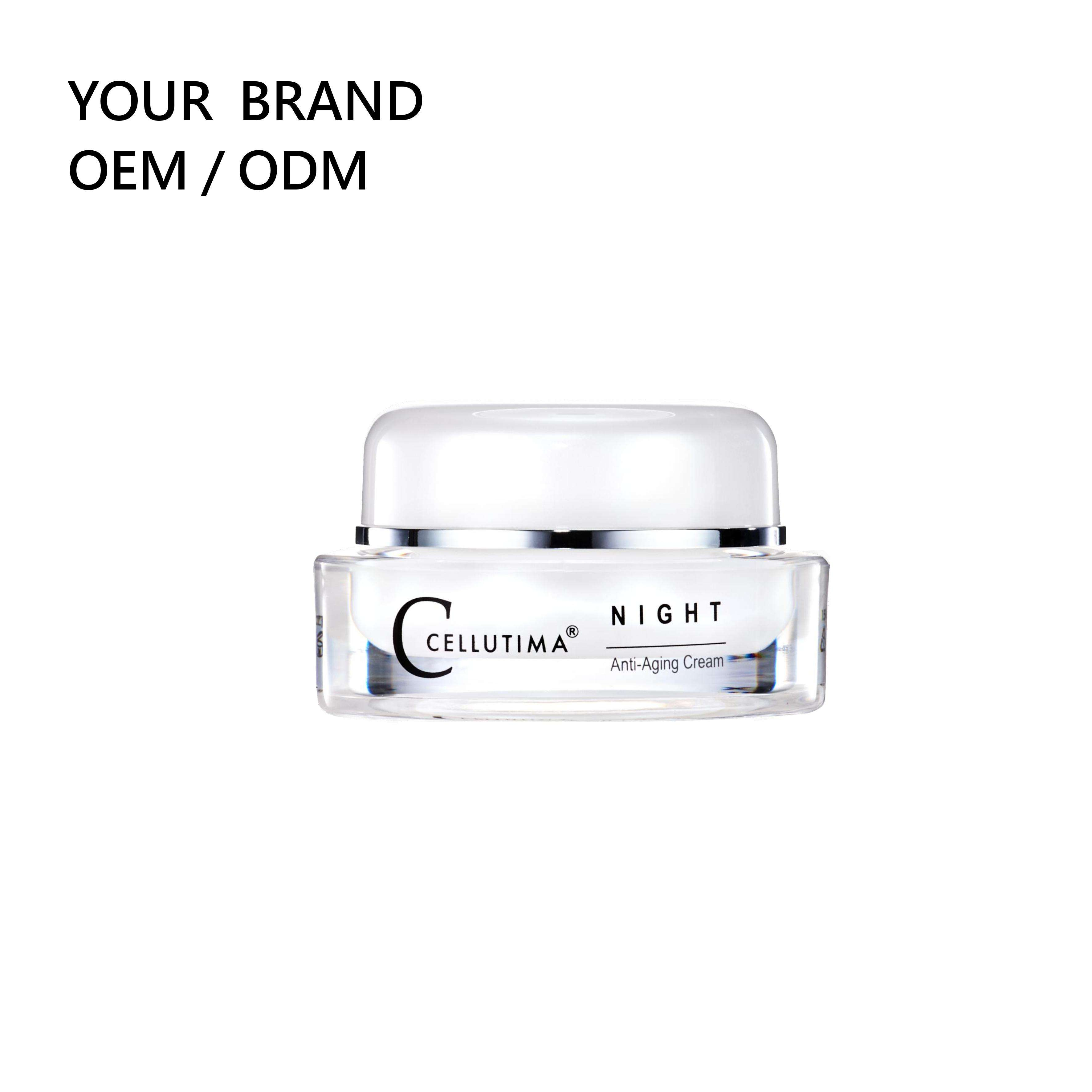 OEM <span class=keywords><strong>Anti</strong></span> Aging Erneuern Haut Bleaching NACHT Creme