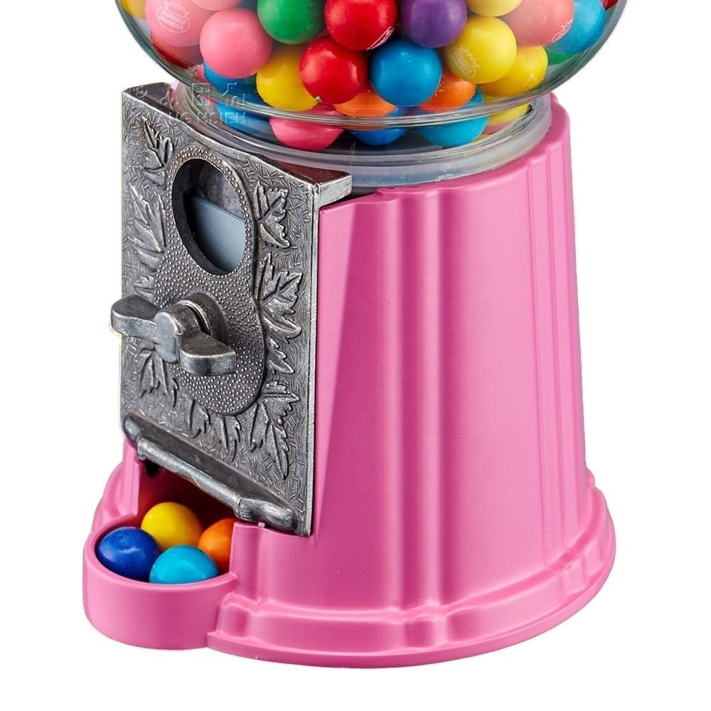 Kwang Heish Coin Operated Games Toys For Kids Chocolate Candy Dispenser Vending Machine
