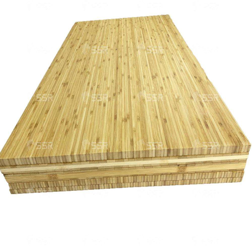 Solid Bamboo Table Top for Kitchen/ Living Room/ Restaurance/ Shop/ Office