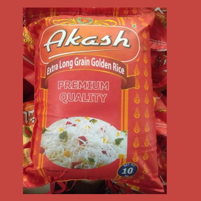 PR 11 Golden Basmati Rice