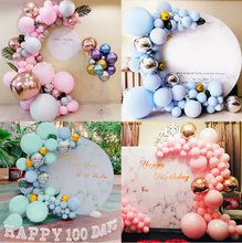 Balloon Garland Arch Kit Latex Balloons garland tape Pack for Baby Shower Weeding Birthday Party Backdrop Background Decorations