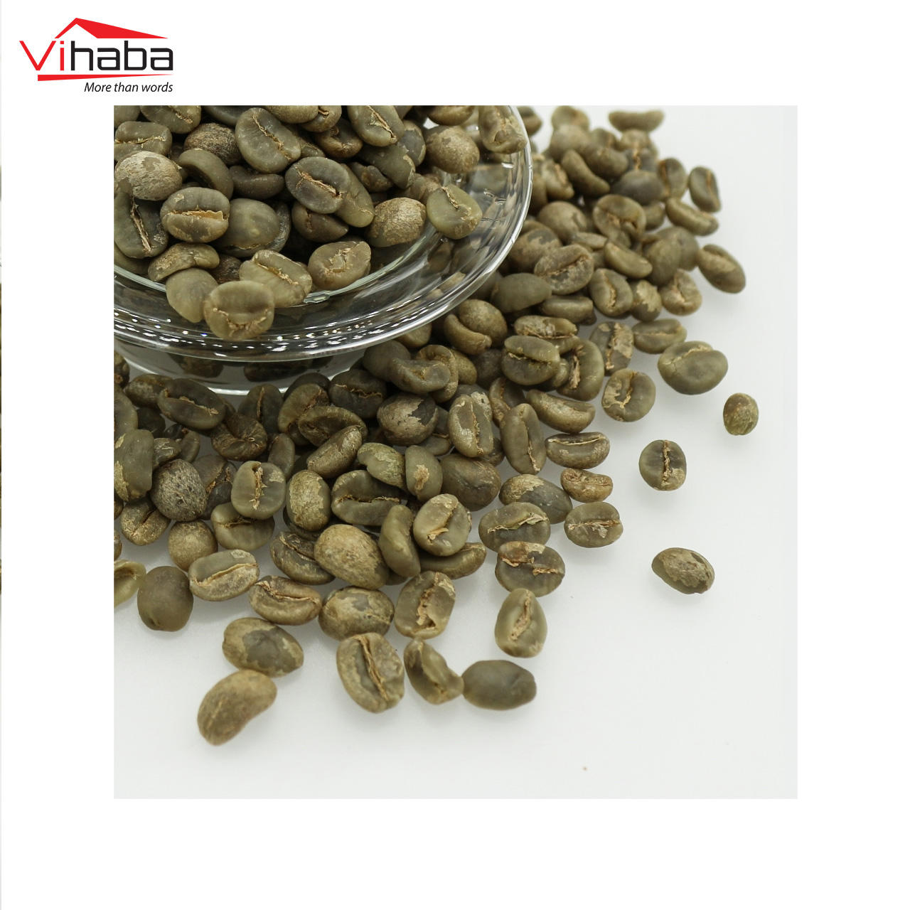 Manufacture Products Coffee Packaging Vietnam Export Products Whole Bean Coffee Robusta Green Coffee Beans