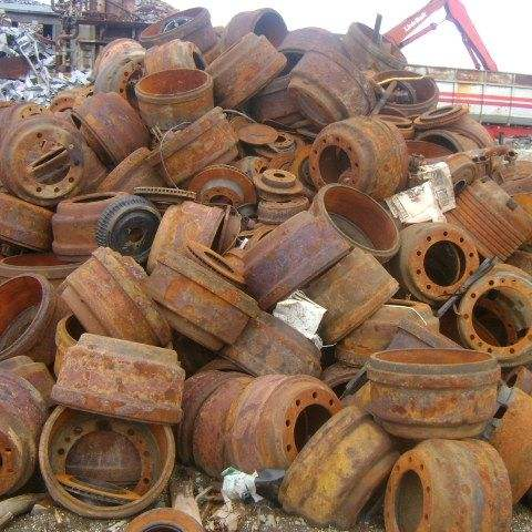 High grade Cast Iron Scrap