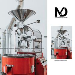 Commercial industrial coffee bean roaster/roasting machine full size