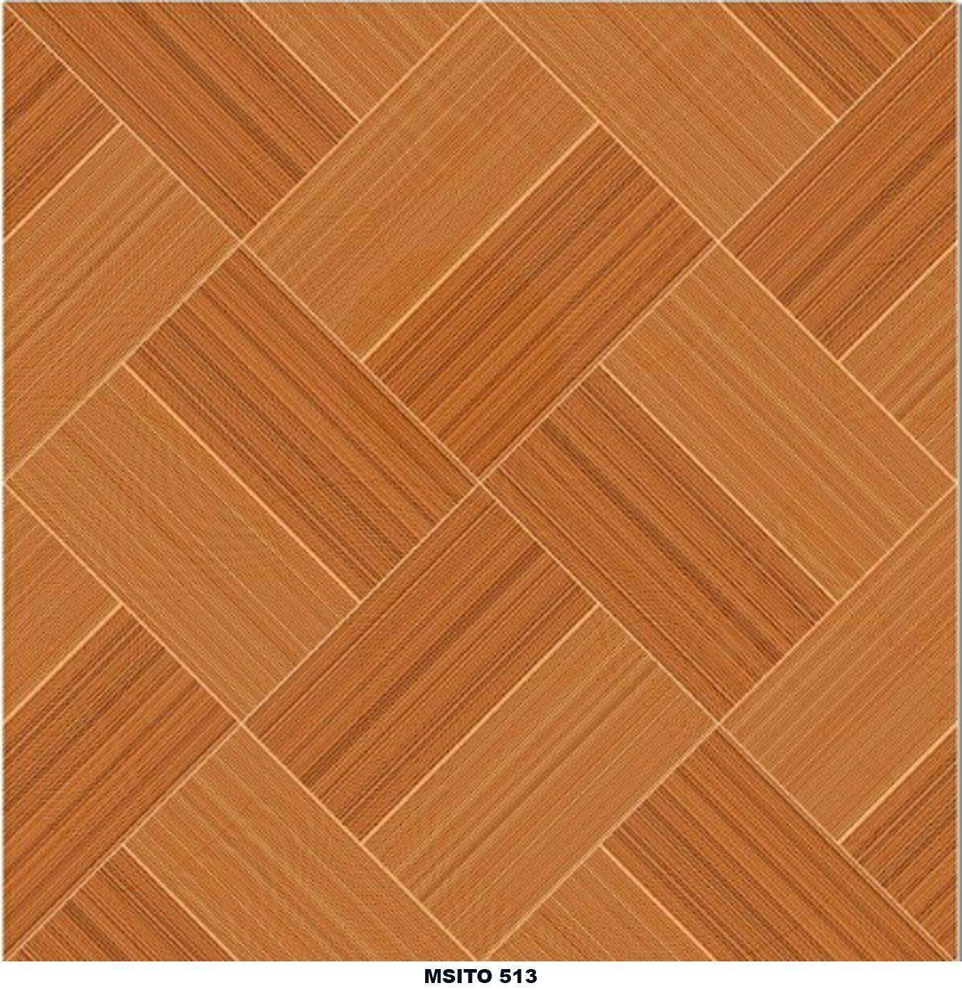 Glazed wooden tiles indoor ceramic flooring tiles marble floor tiles size 40x40cm
