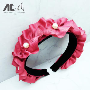 Tendenza 2020 Accessori Dei Monili di Modo, Hairband, Fiore