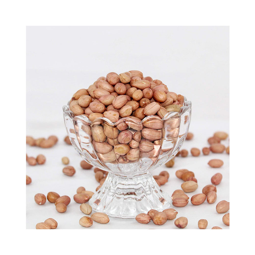 Indian Origin Bold Peanut Kernel 100% Organic Groundnut Raw Peanut Sortex Cleaned Top Quality Oil Seeds Premium Packed Peanuts