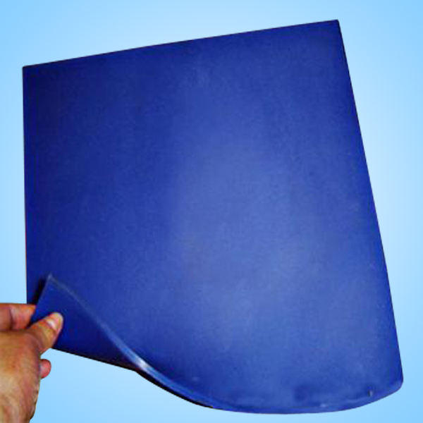 Easy clean 24 x 36 washable silicon sticky mat