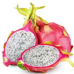 Vietnam fresh dragon fruit has a strong flavor and is popular with many people