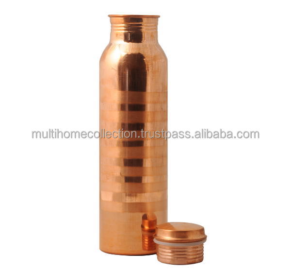 Pure Copper Drinking Bottles