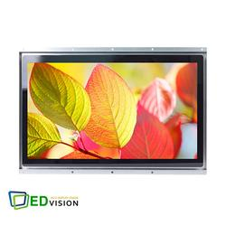 22 inch Industrial Open Frame PCAP Touch Monitor supported 1680x1050 with 250cd