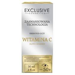 ADVANCED TECHNOLOGY EYE CREAM WITH VITAMIN C