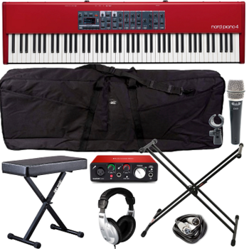Discount Sales For-New_Nord Piano 4 88-Key Stage Hammer-Action keyboard