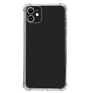 Yofeel Hybrid Crystal Anti Scratch Clear Tpu Pc Mobiele Telefoon Case Tas Voor Xperia 10