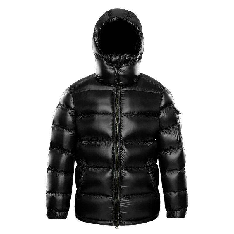 High quality men Bubble jacket/Customize bubble jacket quilted 100% waterproof polyester material