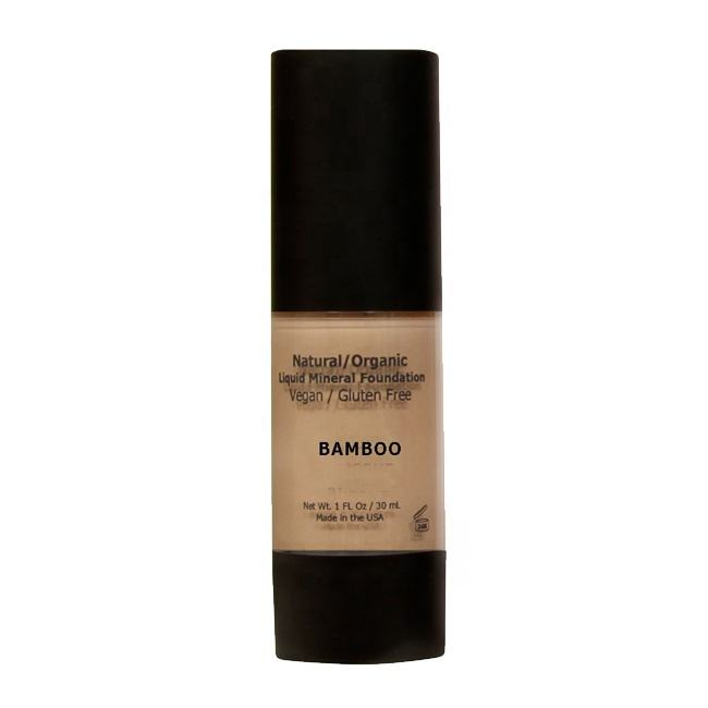 Private Label Liquid Foundation - Natural /Organic