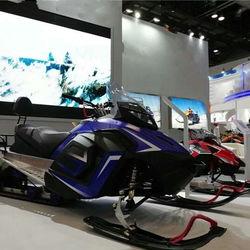 599cc 2020 Polaris RUSH PRO-S Ultimate Cornering & Handling