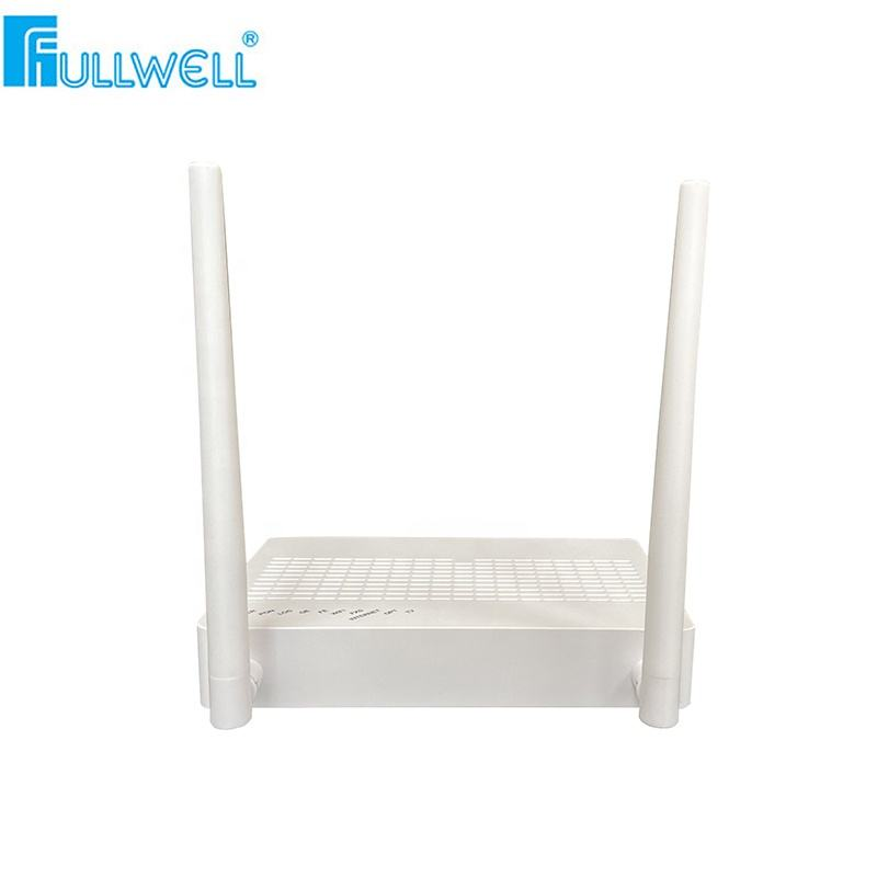 Packaging Customization Router Onu Fullwell FTTH GEPON ONU 1GE 1FE 1Fxs CATV Wifi Wireless Router