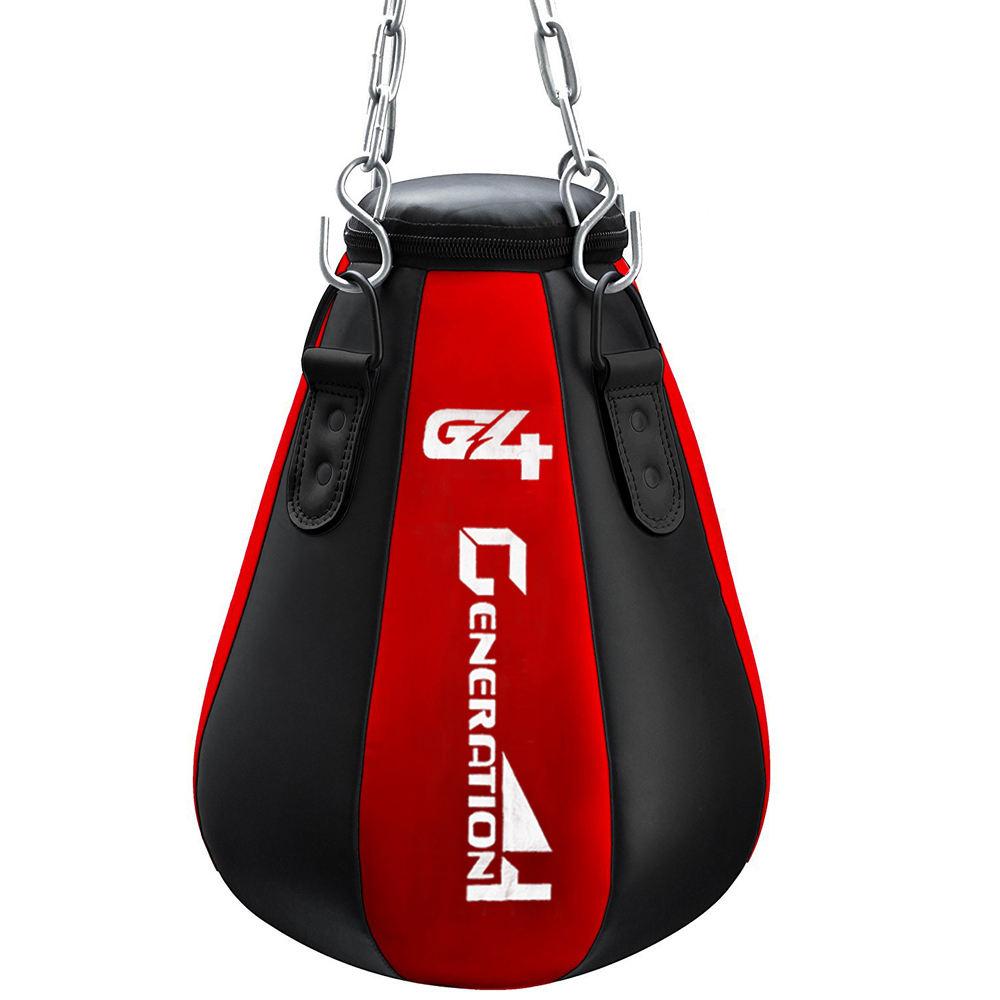 BRAZILIAN Uppercut Bag MMA Boxing Equipment Training Gear Black Vinyl Bag Blue