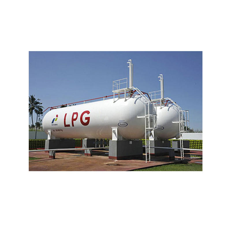 Liquefied Petroleum Gas fuel (LPG) in bulk