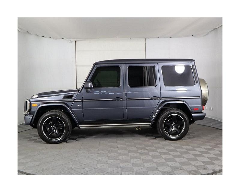 HIGH AUCTION USED Automatic Transmission Cars 2018 -M-e-r-c-e-des <Benz G-Class G 550 4MATIC SUV