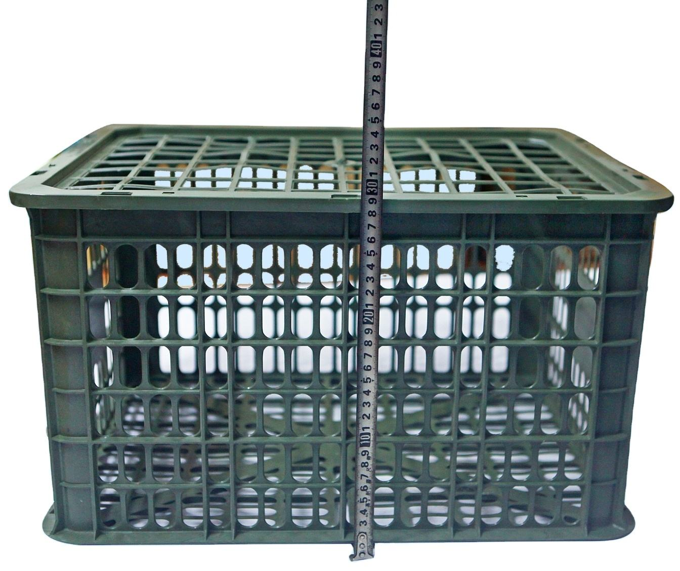 Storage Crate Stackable High Quality Plastic Crates For Fruits