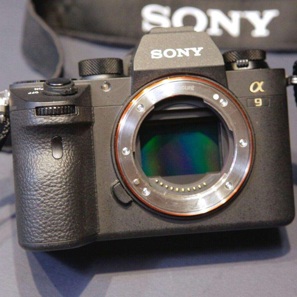 Wholesales For SONY A9 II ILCA-9 Full Frame 4K 5-Axis I.S.(Body Only)