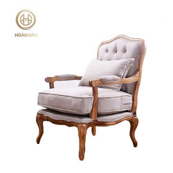 Vietnam High Quality For Exports Custom Production Durable Wooden Sofa Design Model