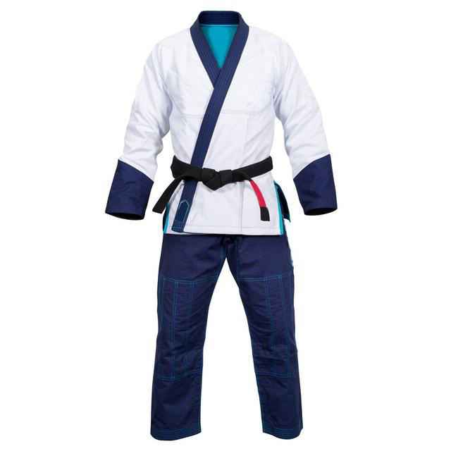 Wholesale 2021 Martial Arts uniform kung fu suit New karate suit heavy weight karate uniform high quality customized