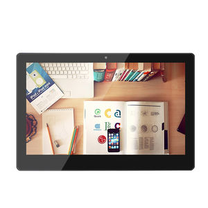 11 inch Industriële Rockchip Wall Mount POE Android Tablet Met Front Camera