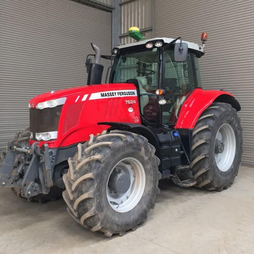 Dual Plate Clutch Massey Ferguson 5245 DI 50 HP 4WD Tractor Lifting Capacity 1700 Kg tractors for sale