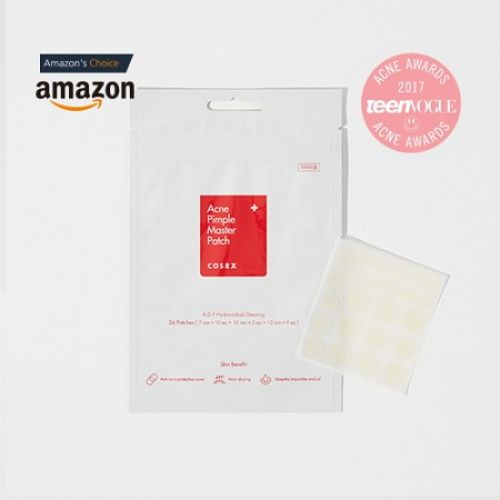 COSRX Acne Pimple Master Patch_24 Sheets