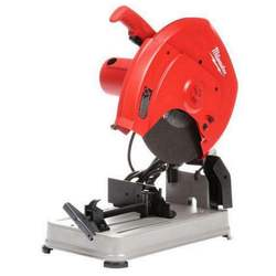 "Milwaukee 220V 14"" Abrasive Cut-Off Machine Large Cutting Capacity Provides Versatility For a Wide Range Of Cutting Applications"