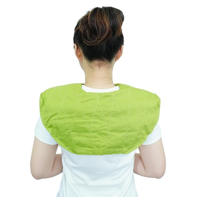 Neck shoulder back Vietnamese herbal heating pad neck heating pad for back pain soreness stress